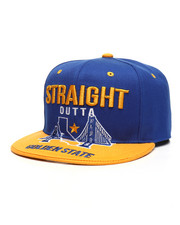 Hats - Straight Outta Golden State Snapback Hat-2330069