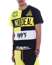 BWOOD - Mixed Media No Deals Tee-2330300