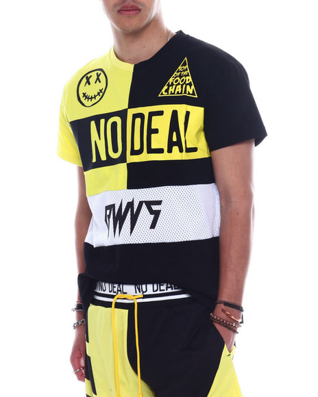 BWOOD - Mixed Media No Deals Tee