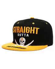 Hats - Straight Outta Pittsburgh Snapback Hat-2330071
