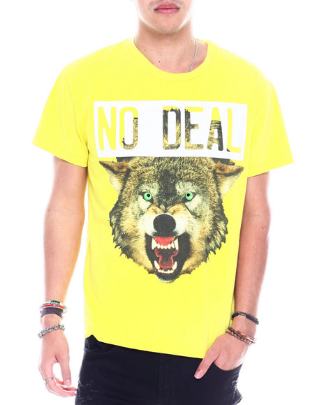 BWOOD - No Deal Wolf Tee