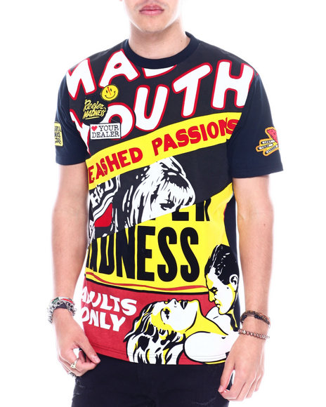 High Times - Cut and Sew Unleashed Passion Tee