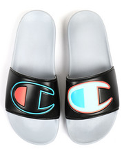 Footwear - IPO Color Block Slides-2326152