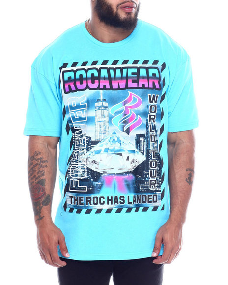 Rocawear - Your Worth S/S Tee (B&T)