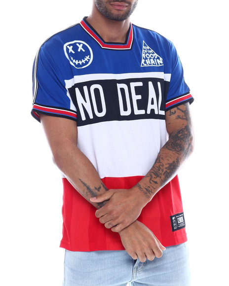 BWOOD - no deal usa  Jersey tee