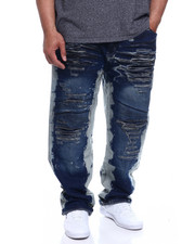 Jeans - LA Rip And Repair Jean (B&T)-2330905