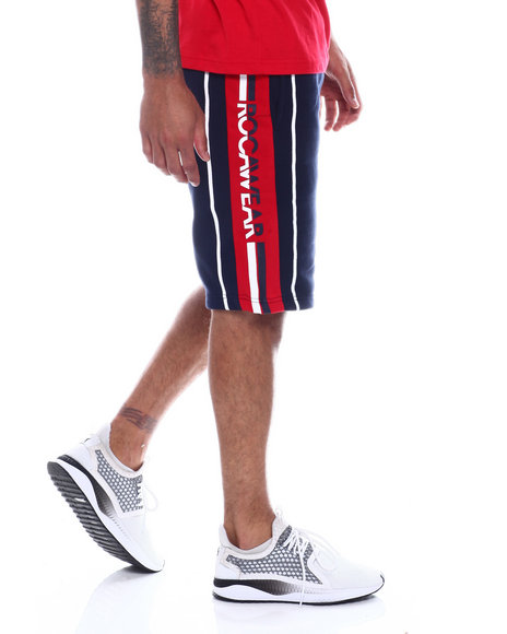 Rocawear - ROC STRIPE KNIT SHORT