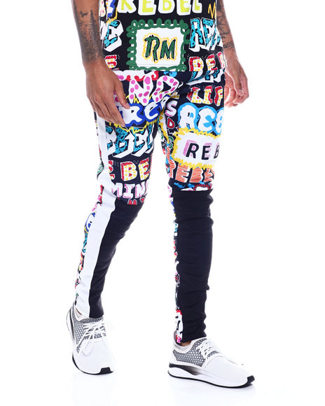 Buyers Picks - Doodle Rebel Trackpant