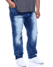 Jeans - 5 Pocket Stretch Jeans (B&T)-2330823