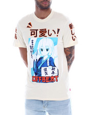 offbeat - ANIME POSTER TEE-2331070