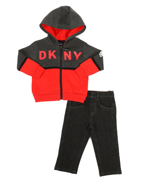 DKNY Jeans - Lagoon Ave 2 Piece Set (Infant)