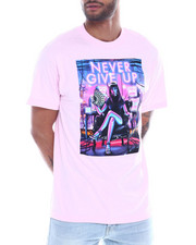 Men - Never Give Up Tee-2331163