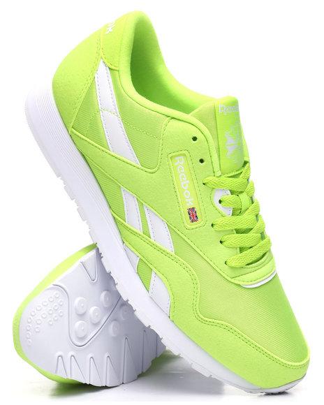 Reebok - CL Nylon Color Sneakers