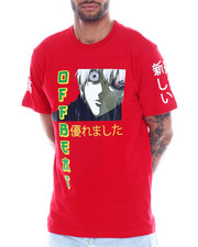 offbeat - ANIME CRAZY EYES TEE-2331088