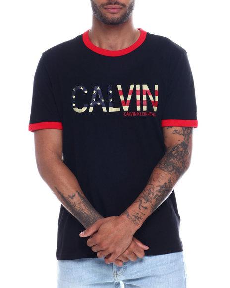 Calvin Klein - WESTERN AMERICAN CALVIN TEE