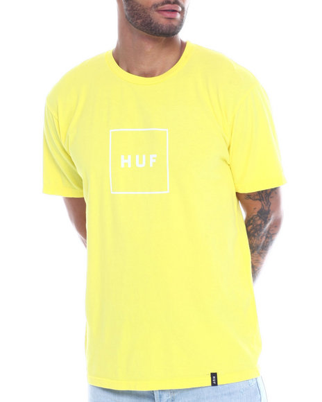 HUF - ESSENTIALS BOX LOGO SS TEE