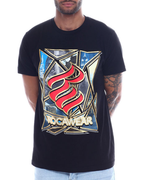 Rocawear - SHATTER CITY TEE