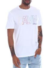 Calvin Klein - MULTICOLOR OUTLINE LOGO TEE-2331424