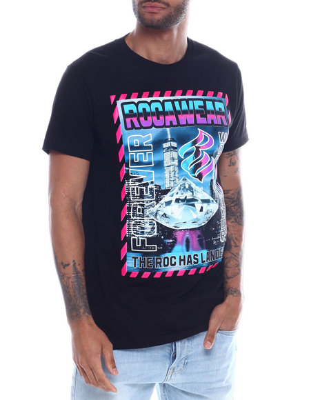 Rocawear - DIAMOND TOUR TEE