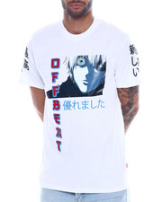 offbeat - ANIME CRAZY EYES TEE-2331082