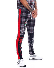 Buyers Picks - Plaid Track Pant-2331033