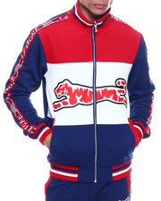 Track Jackets - Tri Color Track Jacket-2332208