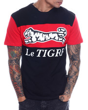 Le Tigre - Two Tone Logo Tee-2332071
