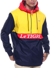 Track Jackets - Color Block Pullover Anorak-2332306