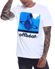 offbeat - SITTING ASTRONAUT IRREDESCENT TEE-2332066
