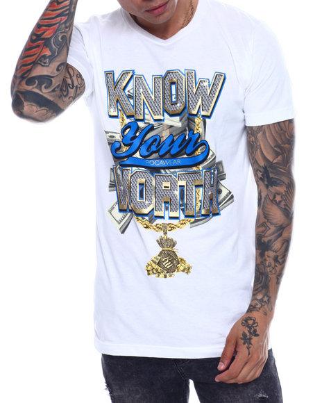 Rocawear - YOUR WORTH TEE