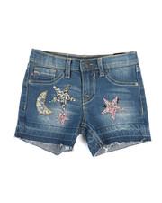Vigoss Jeans - Moon And Stars Shorts (4-6X)-2329461