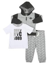 Boys - NYC 1989 3 Piece Jacket Set (Infant)-2327110