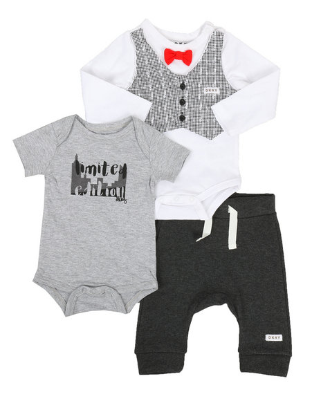 DKNY Jeans - Limited Edition 3 Piece Set (Infant)