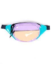 Bum Bags - Patent Colorblock Fanny Pack-2328309