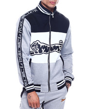 Track Jackets - Tri Color Track Jacket-2332223
