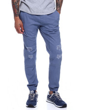 Buyers Picks - FILLMORE DISTRESSED TWILL JOGGER-2332203