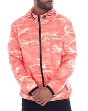 Outerwear - camo all over print Windbreaker-2332666