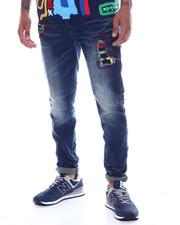 Jeans - DELFINA DENIM JEAN-2332766