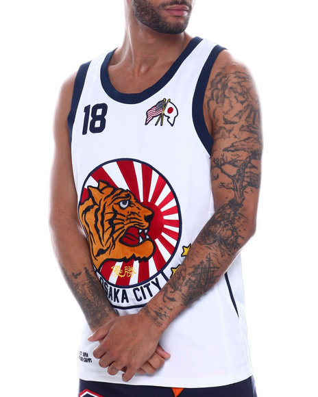 Iroochi - City Home Tank Top