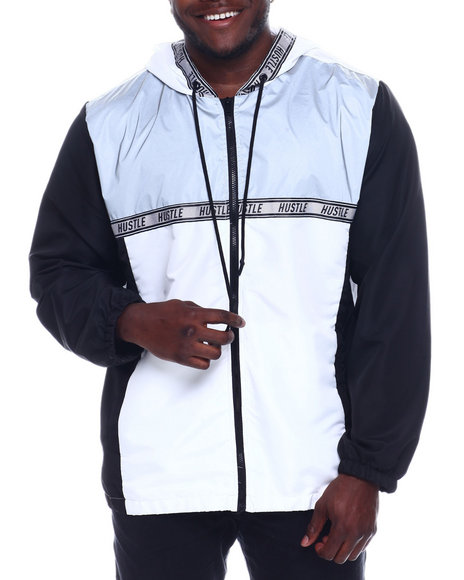 FIVE BY FIVE - Sublimation Tape Hoodie (B&T)