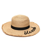 Fashion Lab - Blessed Verbiage Sun Hat-2331675