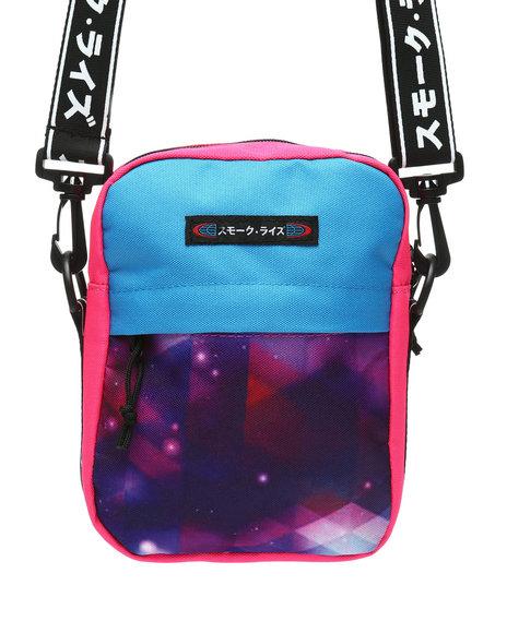 SMOKE RISE - Galaxy Shoulder Bag