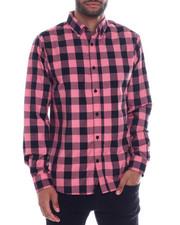 Buyers Picks - Buffalo Plaid LS Woven Shirt-2332805