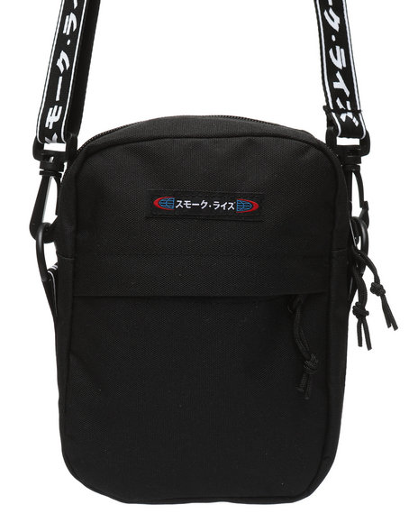 SMOKE RISE - Solid Shoulder Bag