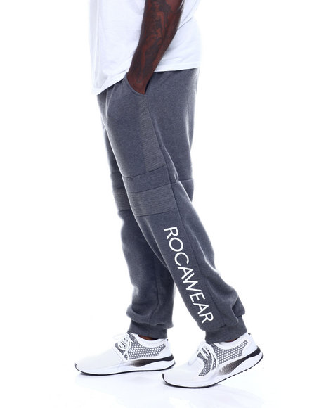 Rocawear - Pre Season Moto Sweatpants (B&T)