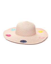 Fashion Lab - Sunburst Multi Floppy Hat-2331681