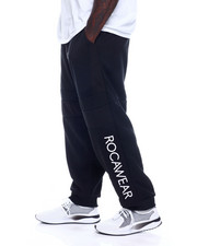 Rocawear - Pre Season Moto Sweatpants (B&T)-2332894