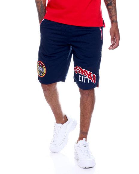 Iroochi - osaka zip short