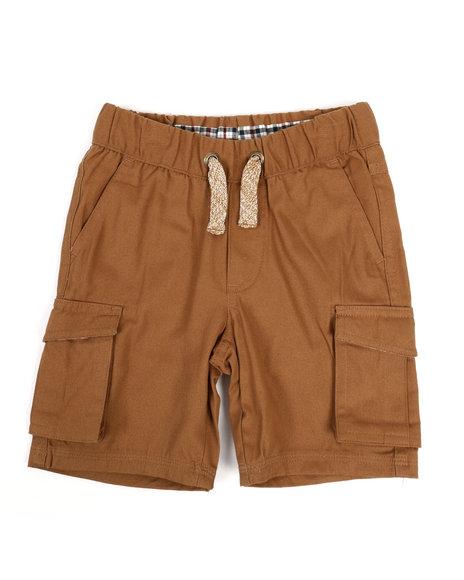 Ben Sherman - Shorts W/ Marled Drawcord (4-7)