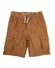 Bottoms - Shorts W/ Marled Drawcord (8-20)-2327912